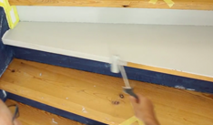 Learn to Preparing an uneven wall - Anza